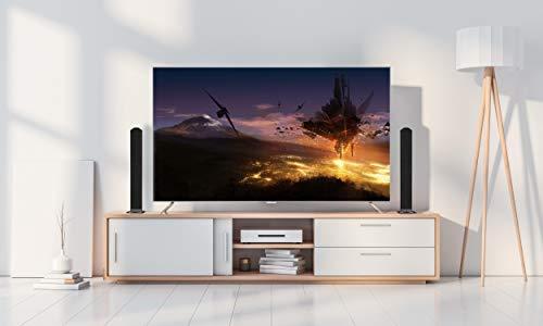 41NP8T3e%2B8L - Schneider Consumer - Barra de sonido Modular SC500SND, Soundbar 2.0, 30W (15W x 2), Bluetooth, Negro