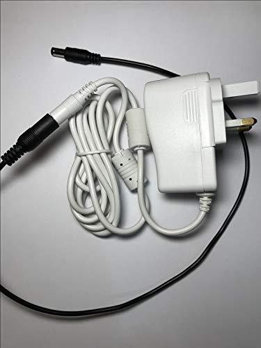 9V 2A AC-DC Adapter Netzteil für DYMO Rhino Industrial 4200 Label Maker