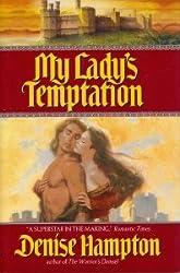 My Lady's Temptation (Hardcover) [Gebundene Ausgabe] by Denise Hampton