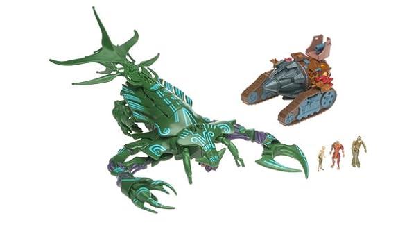 Disney Atlantis - Leviathan Action Set: Amazon co uk: Toys