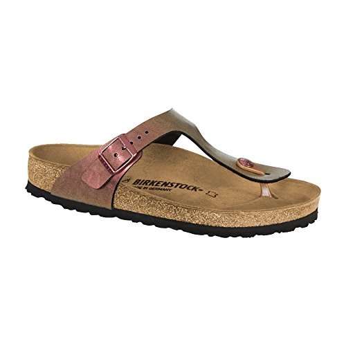 Birkenstock Gizeh Regular Fit - Graceful GEMM Red 1012404