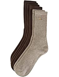 Camano Herren Sportsocken Classic Sport Socks, 6er Pack