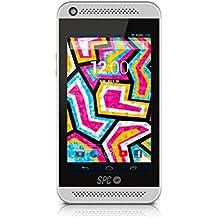 SPC Pure Sound Touch - Reproductor MP5 de 8 GB con Bluetooth y WiFi, color plata