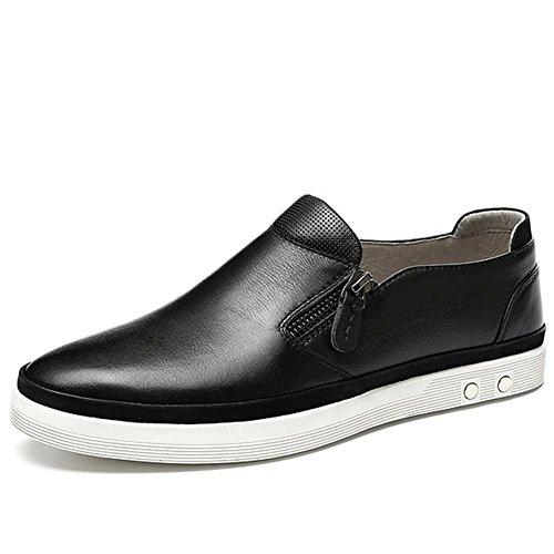 Hiver automne Fashion tendance Casual en cuir hommes chaussures classique personnalité extérieure
