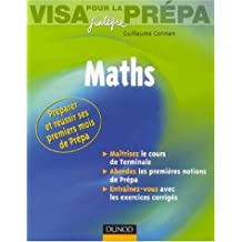 Maths : Visa pour la prépa