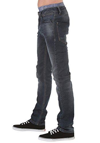 REELL Men Jeans Rocket Artikel-Nr.1100 - 1020 Grey Cast
