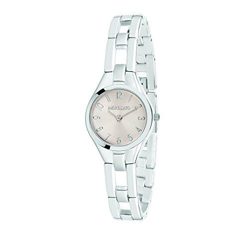 MORELLATO Damen Analog Quarz Uhr mit Edelstahl Armband R0153148505 - Gaia Kollektion