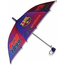 SELECCION DRIM F.C. Barcelona Paraguas Infantil Plegable 52 cm