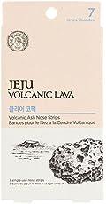 The Face Shop Jeju Vulkanischer Lava Asche Nase Streifen Paket
