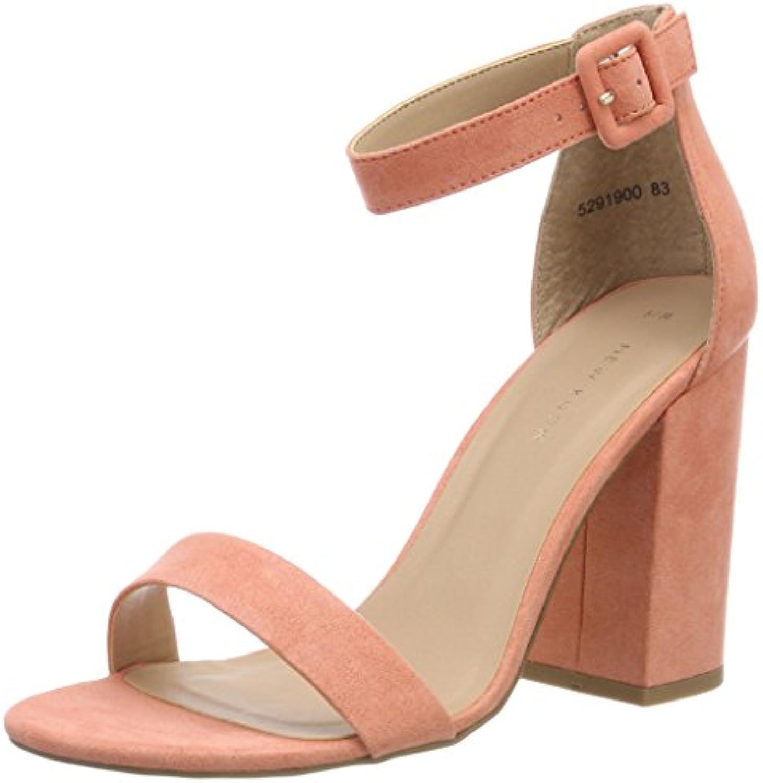 New Look Riches, Sandalias con Plataforma para Mujer -