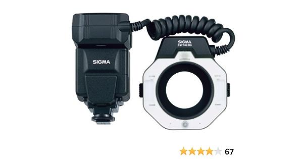 Sigma Em 140 Dg Ringblitz Für Canon Kamera