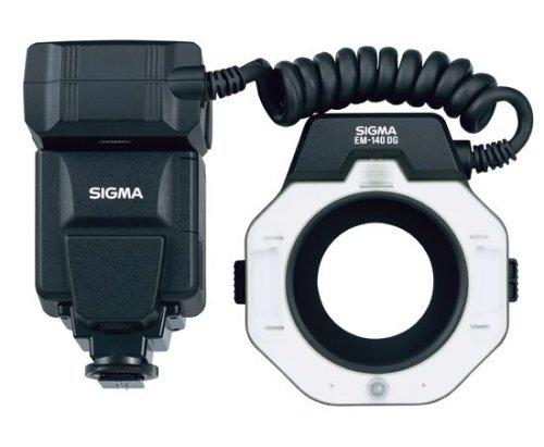 Sigma EM-140 DG Ringblitz für Minolta/Sony