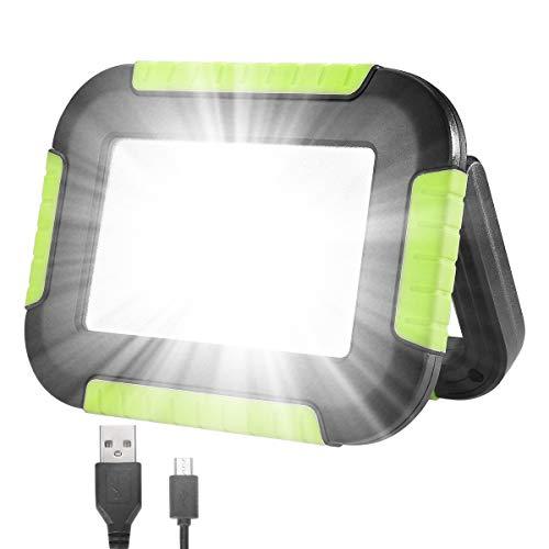 LE Foco LED 10W 1000lm Recargable
