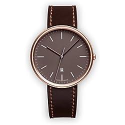 Uniform Wares-Damen-Armbanduhr-M38_SRG_W1_COR_BRN_1618S_01