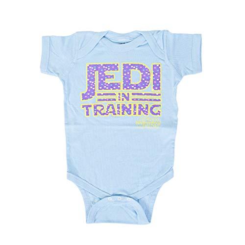 Star Wars Jedi In Training Infant Onesie | 6-12 (Für Onesies Wars Star Männer)