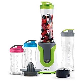 Breville Blend Active ColourMix Family Personal Blender, Smoothie Maker and Citrus Juicer VBL214