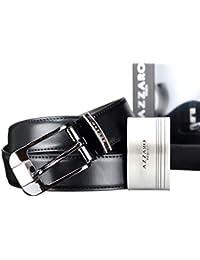 Amazon.fr   ceinture azzaro - Accessoires   Homme   Vêtements 8710da32af0