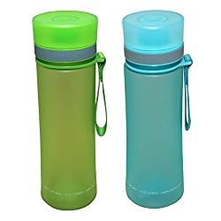 Manbhari Eplas High quality freeze bottle /premium water/milk/juice bottle (500ML) - Set of 2Pcs