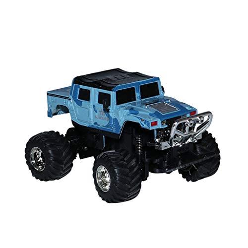 Kinder Erwachsene Entwicklung Lernspielzeug Bildung Spielzeug Gute Geschenke,Mini-RC-Auto-Fernbedienung Micro Racing Car Wiederaufladbare Racing Kids Spielzeug ()