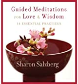 Guided Meditations for Love and Wisdom Salzberg, Sharon ( Author ) Jul-01-2009 Compact Disc