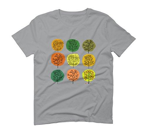 Design By Humans Herren T-Shirt Opal
