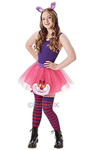 Alice In Wonderland Costume Taille 10 - Womens adulte le chat du Cheshire Tutu