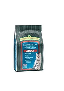 James Wellbeloved Adult Fish And Rice Dry Cat Food 2 Kg by Crown Pet Foods