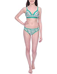 8b3deb2bab7be Bralux Padded DNO131 Bra and Panty Set with Detachable Strap and  Transparent Belt Free with size