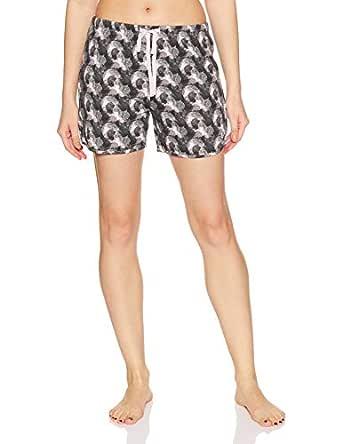 Enamor Essentials E002 Women's Cotton Jersey Shorts