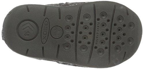 Geox B Each B, Chaussures Marche Bébé Fille Grau (DK GREYC9002)