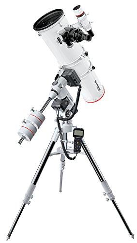 Bresser Messier Télescope NT-203/1000 EXOS-2 EQ-5 Goto Blanc