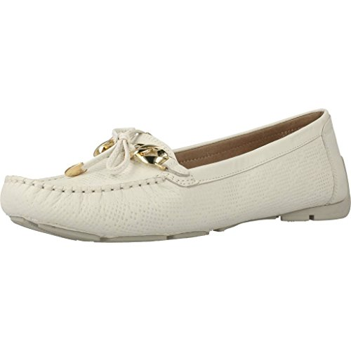 STONEFLY 104641 KELLY femmes blanches Mocassins confort borne Bianco