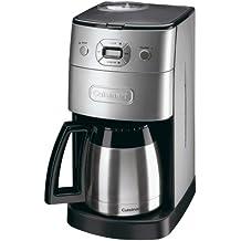 Cuisinart - Grind dgb650bcu y preparación automática filtro cafetera