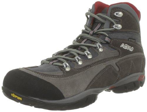 Asolo Zion Wp Mm, Chaussures de randonnée montantes homme Gris (A754 Cendre/Elephant)