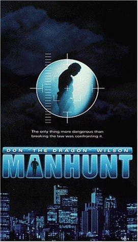 Bild von Bloodfist VII: Manhunt [VHS]