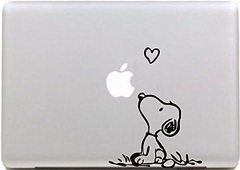Vati Feuilles Art amovible peau Creative Amour Snoopy Decal Sticker