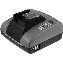Powery Cargador de Batería con USB para Makita Modelo BH2433