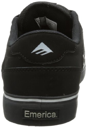 Emerica  The Jinx 2,  Scarpe da skateboard uomo Nero (Schwarz (black/black 090))
