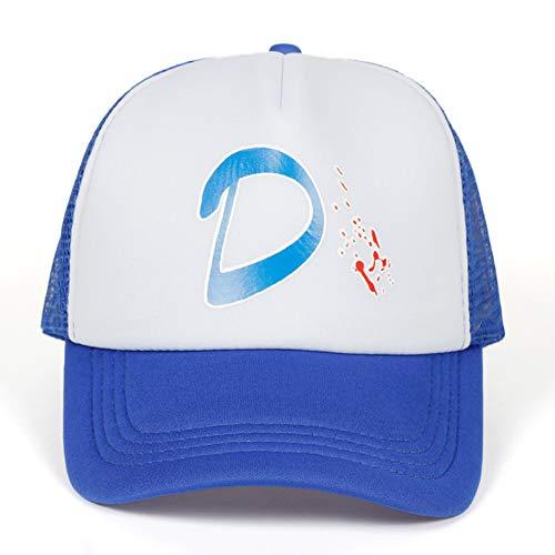 SKAMAO Baseballmütze The Walking Dead Girl Caps Einstellbare Frauen Zombie Mörder Sommer Cool Trucker Baseball Caps Hüte