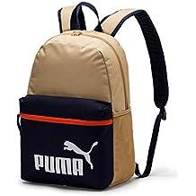 61cccbfb3 Puma Phase - Mochila de Deporte, Unisex Adulto, Peach Bud/Indigo, Talla
