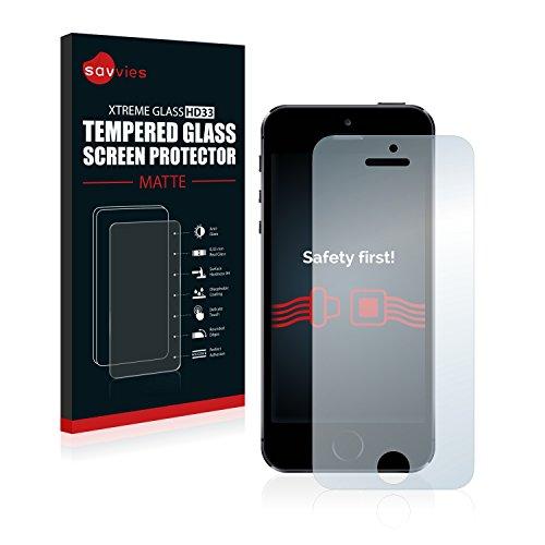 savvies-panzerglas-apple-iphone-5-5c-5s-se-glasfolie-matt-schutzfolie-9h-hartglas-entspiegelt