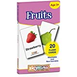 Zigyasaw Fruits Flash Cards