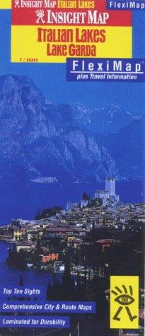 Italian Lakes Insight Fleximap (Insight Flexi Maps)
