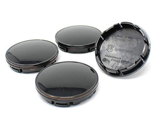 Finest Folia 4X Nabendeckel 56mm ABS Kunststoff mit gebraucht kaufen  Wird an jeden Ort in Deutschland