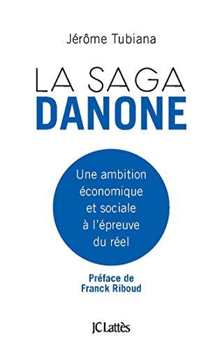 La saga Danone (Essais et documents)