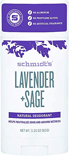 Schmidt's Deodorant - Stick Lavender + Sage 2.65OZ (78ml)