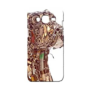 BLUEDIO Designer 3D Printed Back case cover for Samsung Galaxy ON7 - G4958