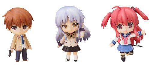Angel Beat! Nendoroid Petit Series 2 Figure Set of 3...