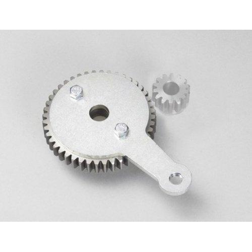 Engrenage en fonte Grand pour smielatore d.420 mm