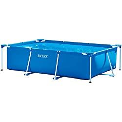 Intex 28272NP - Piscina desmontable, 300 x 200 x 75 cm, 3,834 l